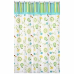 Sweet JoJo Designs Layla Shower Curtain