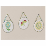 Sweet JoJo Designs Layla Wall Hangings