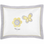 Sweet JoJo Designs Mod Garden Pillow Sham