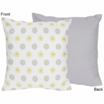 Sweet JoJo Designs Mod Garden Throw Pillow