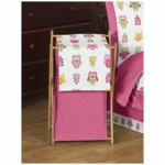 Sweet JoJo Designs Owl Pink Hamper