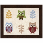 Sweet JoJo Designs Owl Rug