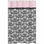 Sweet JoJo Designs Sophia Shower Curtain