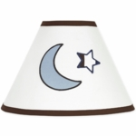 Sweet JoJo Designs Starry Night Lamp Shade