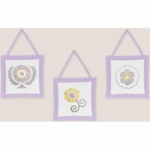 Sweet JoJo Designs Suzanna Wall Hangings