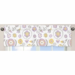 Sweet JoJo Designs Suzanna Window Valance