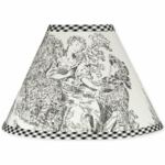 Sweet JoJo Designs Toile Lamp Shade