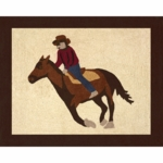 Sweet JoJo Designs Wild West Cowboy Rug