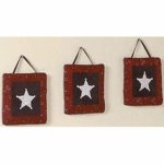 Sweet JoJo Designs Wild West Cowboy Wall Hangings