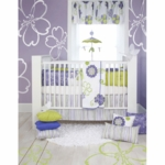 Sweet Potato LuLu 4 Piece Crib Bedding Set