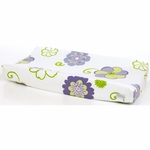 Sweet Potato LuLu Changing Pad Cover