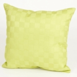 Sweet Potato LuLu Green Pillow
