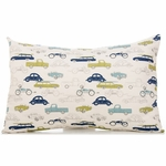 Sweet Potato Uptown Traffic Pillow Sham