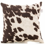 Sweet Potato Urban Cowboy Pillow - Cow