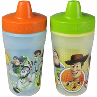 The First Years Toy Story 9 oz Insulated Sippy Cups - 2 PK