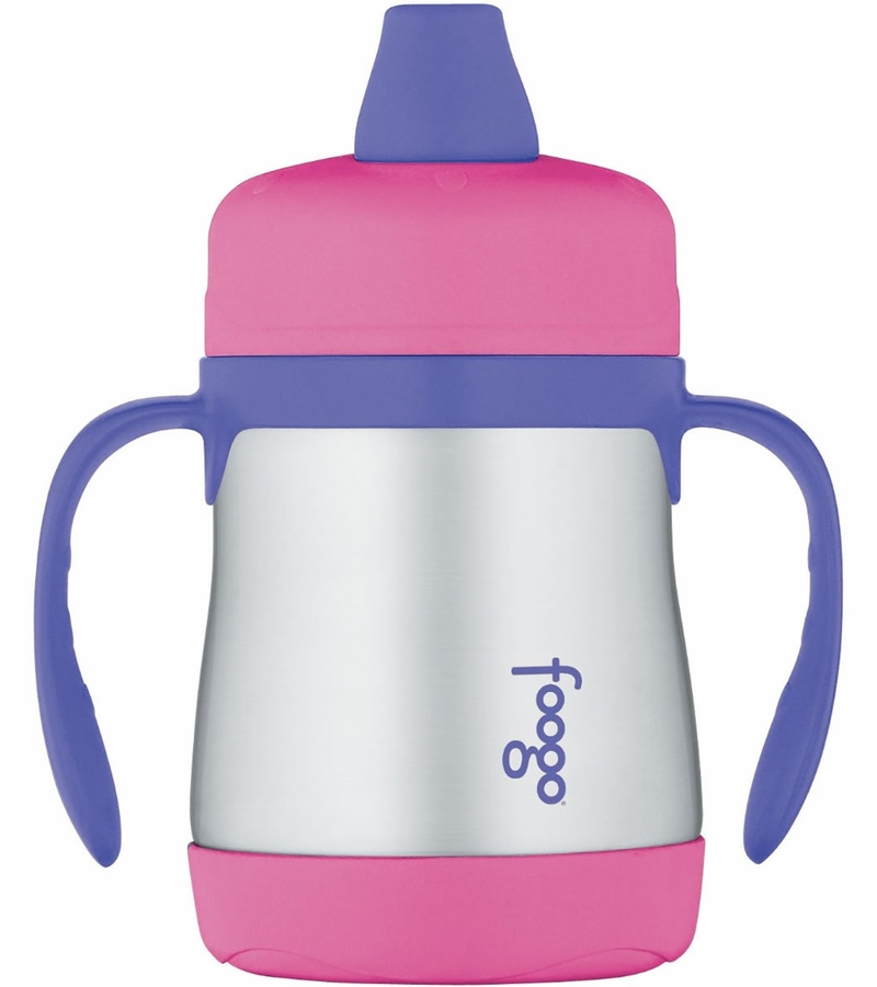 Thermos Foogo Leak Proof Stainless Steel Sippy Cup 7
