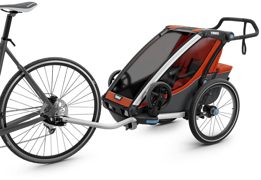 THULE Chariot Cross1 Trailer - Orange