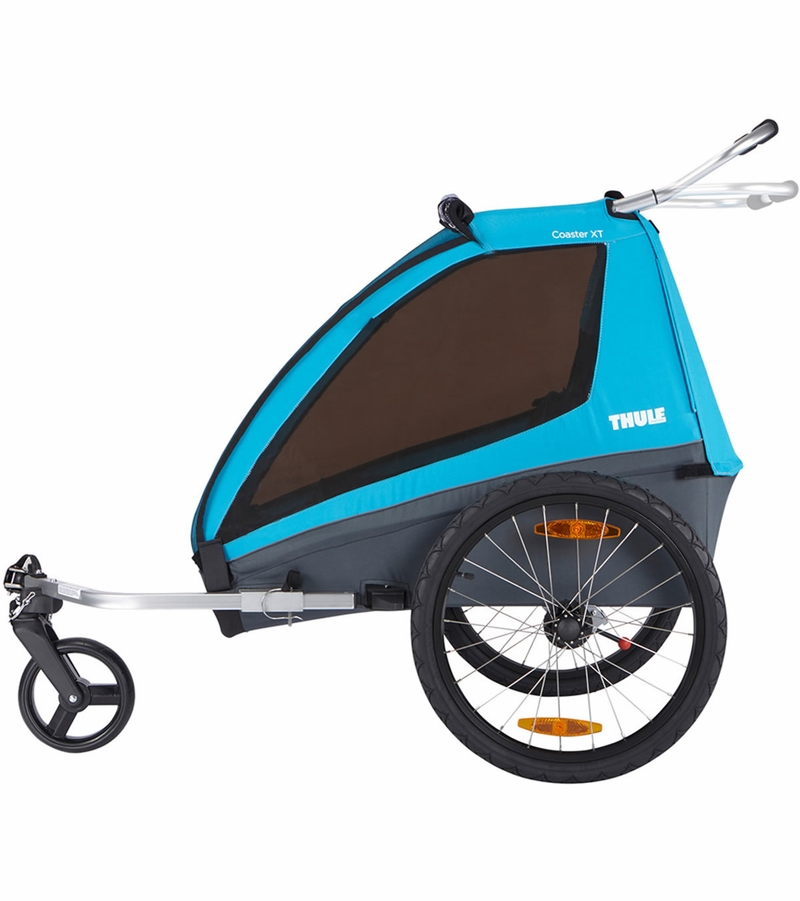Thule Coaster Xt Bicycle Trailer Blue