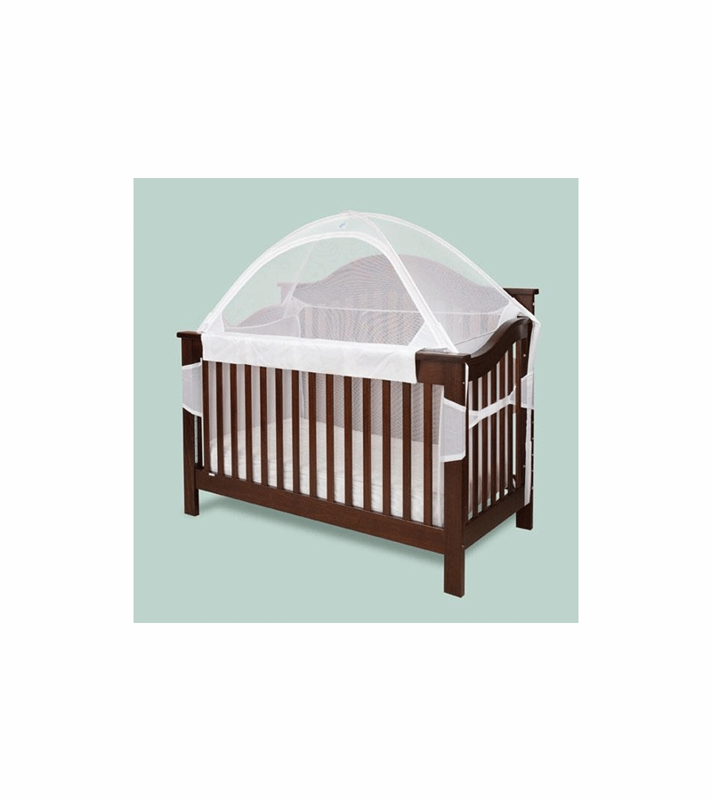 sc 1 st  Albee Baby & Tots in Mind Crib Tent for Convertible Cribs