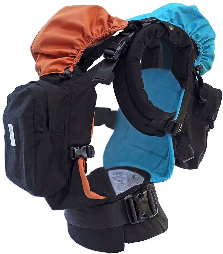 TwinGo Baby Carrier - Black