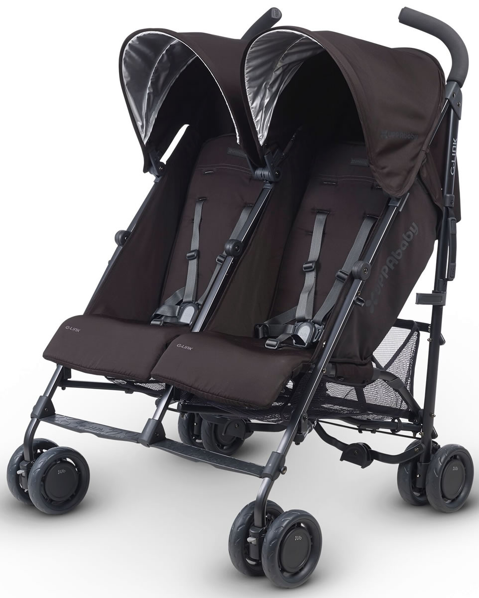 Uppa Baby G-Link Double Stroller - Jake