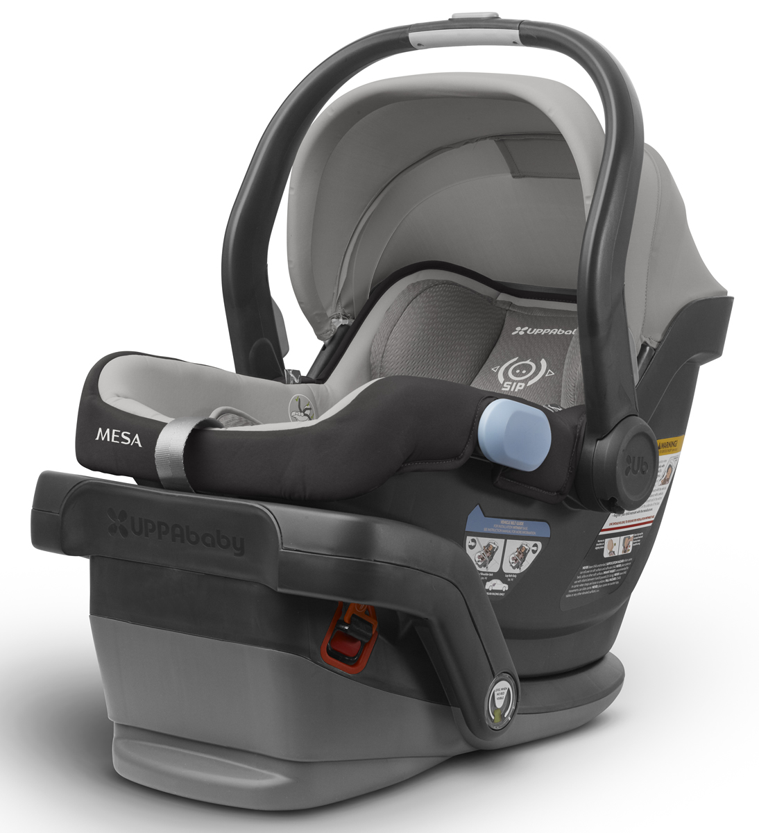 Uppa Baby 2017 / 2018 MESA Infant Car Seat - Pascal (Grey)