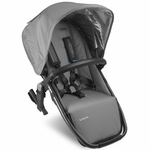 UPPAbaby VISTA 2015 RumbleSeat - Pascal (Grey/Carbon)