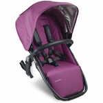 UPPAbaby VISTA 2015 RumbleSeat - Samantha (Purple/Black)