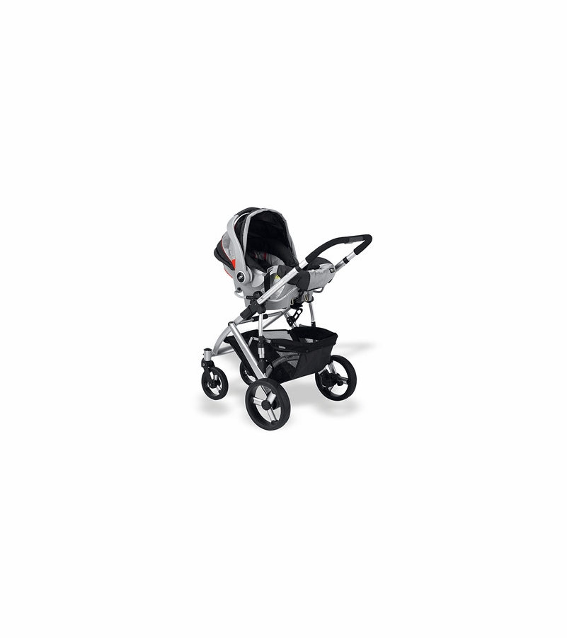 UppaBaby VISTA Graco Clic Connect Infant Car Seat Adapter 2014