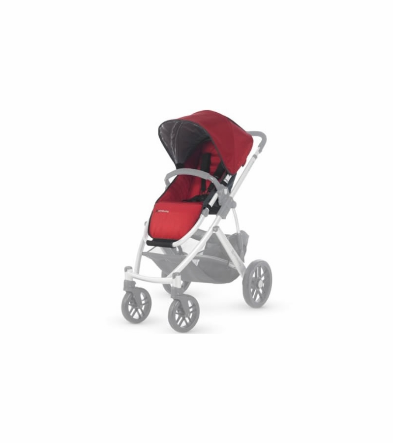 sc 1 st  Albee Baby & UPPAbaby Vista Replacement Fashion Seat/Canopy Kit - Denny