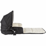 Valco Single ION Bassinet in Raven