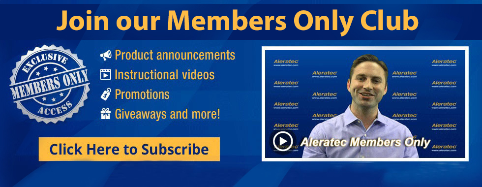 Members Only Mailing List