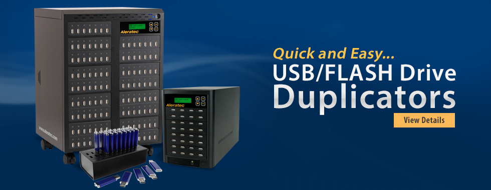 USB Flash Drive Duplicators