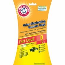 Arm and Hammer Dirt Devil D 3 pack