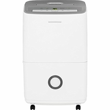 Frigidaire FFAD7033R1 Energy Star Dehumidifier with Effortless Humidity Control, 70 pint