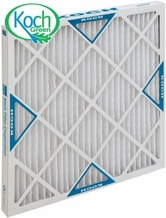 Koch Filters Multi-Pleat XL8 SC 102-700-026 MERV 8 Extended Surface Pleated Panel Filter 16Hx25Lx4W