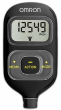 Omron HJ203 Pedometer with Activity Tracker