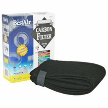RPS Universal Air Cleaner Carbon Prefilter 16x48 Inch