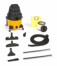 Shop-Vac 9252810  Wet/Dry Vacuum Cleaner - Deluxe Kit
