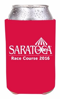 2016 Saratoga Koozie, Red