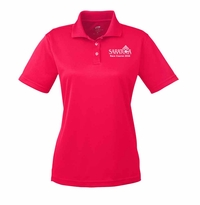 2016 Saratoga Ulta Club Ladies Polo, Red