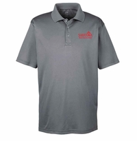 2016 Saratoga Ultra Club Men's Polo, Charcoal