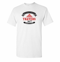 2016 Travers Stakes T-Shirt, White