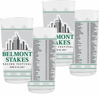 Belmont 149 Collector's Glass, 4 pack