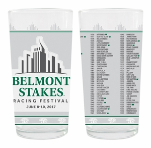 Belmont 149 Collector's Glass, Party Case of 72