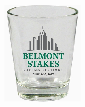Belmont 149 Shotglass, 1.75 oz., Clear