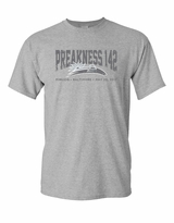 Collegiate T-Shirt Sports Grey
