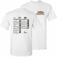 Preakness 142 Post Position T-Shirt