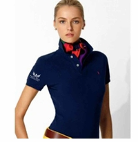 PWCI 2017 Ralph Lauren Classic Fit Ladies Polo, Navy