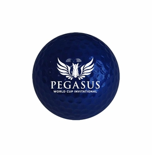 PWCI OFFICIAL LOGO GOLF BALLS, NAVY